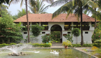 ayurvedagram heritage wellness centre bangalore