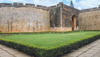 bangalore fort bengaluru karnataka