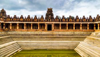 Bhoga Nandeeshwara Temple Bangalore