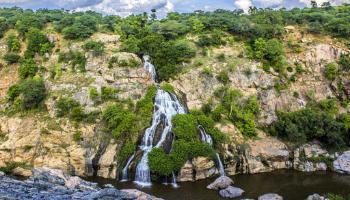 chunchi falls bangalore karnataka