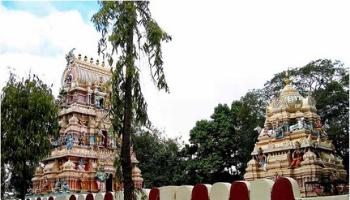 Dodda Ganeshana Gudi -Nandi Bull bangalore