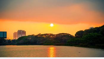 hebbal lake bangalore
