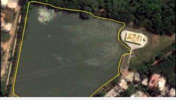 ISRO Layout Lake bangalore