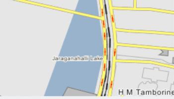 Jaraganahalli lake bangalore