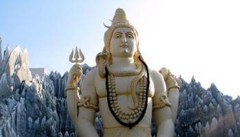 kempfort shiva temple bangalore