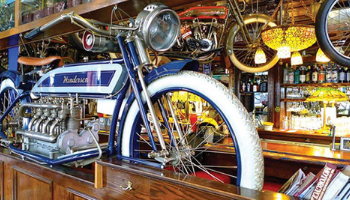 legends motorcycle cafe and museum bangalore