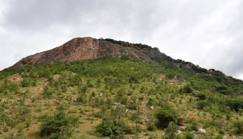 Makalidurga Hills Bangalore