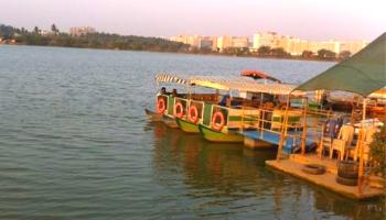 nagavara lake bangalore