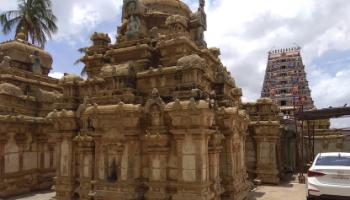 Nageshvara Temple  Bangalore
