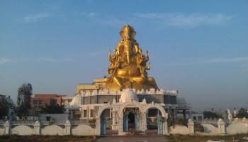 Puncha Mukhi Ganesha Temple bangalore