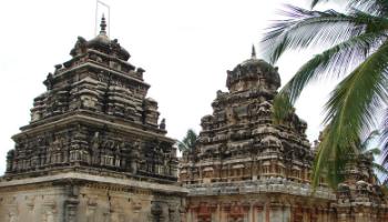 Ramalingeshwara Group of Temples Bangalore