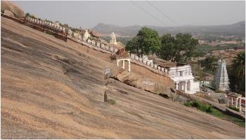 Shivaganga Hill Bangalore