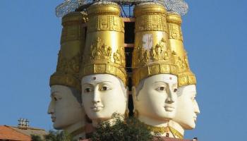Shrungagiri Shanmukha Temple Bangalore